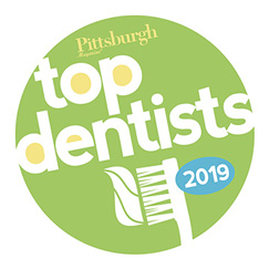 Pittsburgh Magazine Top Dentists 2019